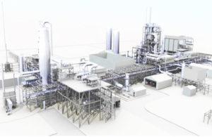 FluidOil VHTL 20,000bpd Plant